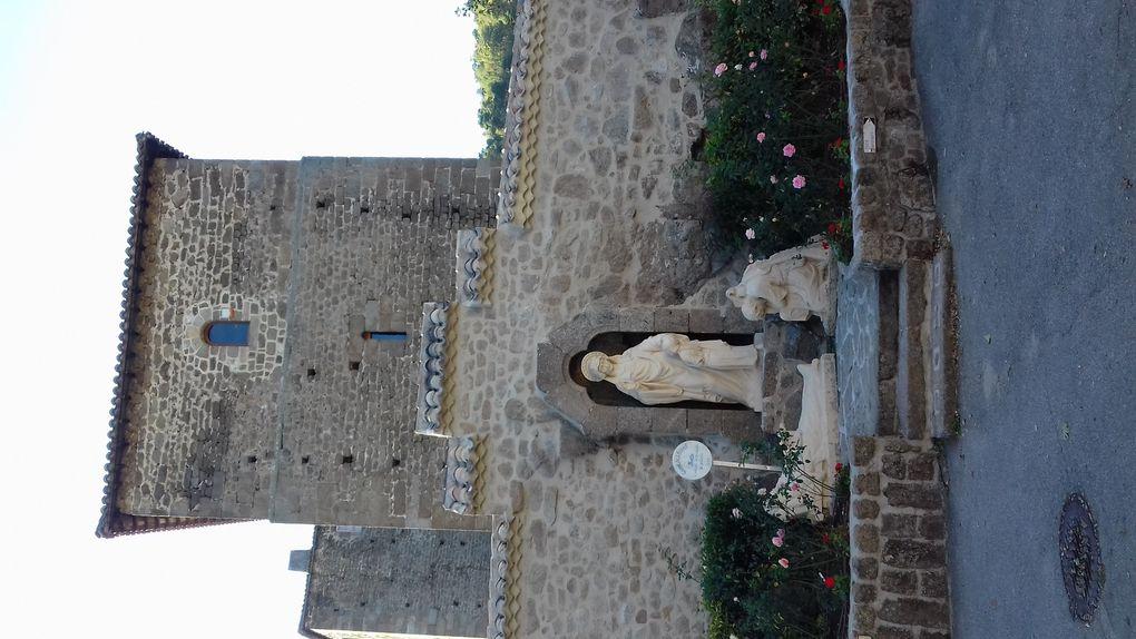 JEUDI 27 SEPTEMBRE ; 1er groupe ; SAINT ROMAIN D'AY