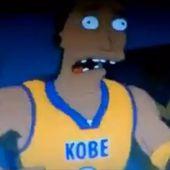 Zoom : non, les Simpsons n'ont pas prédit la mort de Kobe Bryant - Quotidien avec Yann Barthès | TMC