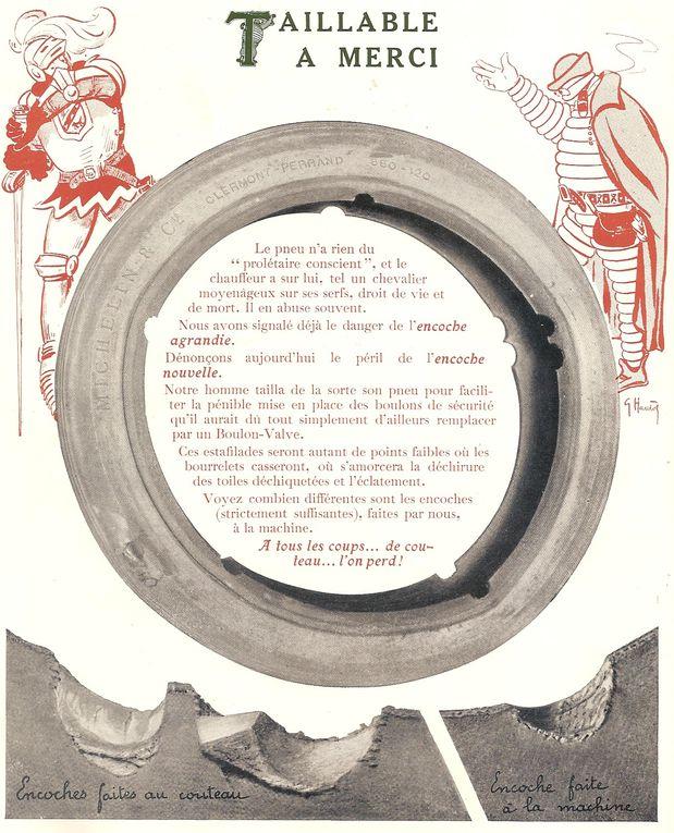 Album - Le Théâtre illustré du Pneu Michelin