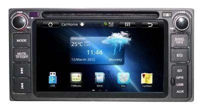second hand tv | Cheap Piennoer Original Fit TOYOTA PRECIA Android 6-8 Inch Touchscreen Double-DIN Car DVD Player  &  In Dash Navigation System,Navigator,Built-In Bluetooth,Radio with RDS,Analog TV, AUX & USB, iPhone/iPod Controls,steering wheel control, rear view camera input