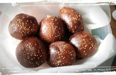 Brioches Marocaines (ou petits pains)