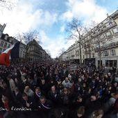 11 Janvier 2015 : Contre LE Terrorisme - B'360