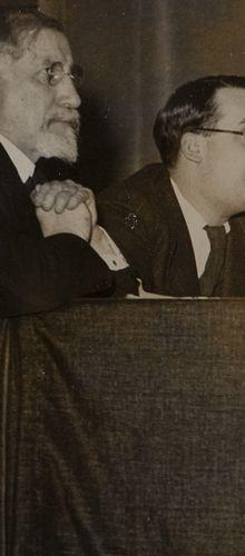 16 NOVEMBRE 1952 : IL Y A SOIXANTE ANS, LA MONTÉE DE CHARLES MAURRAS VERS LES DIEUX