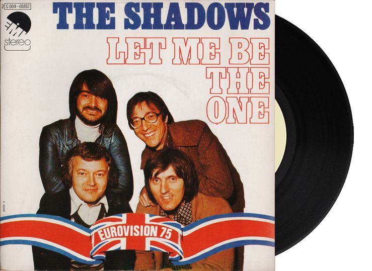 """2nd - United Kingdom - The Shadows """"Let Me Be The One"""" (138 points)"""