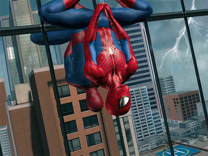 Jeux video: The Amazing Spider-Man 2 - Le jeu ! (iPhone, iPodT, iPad, Mobiles)