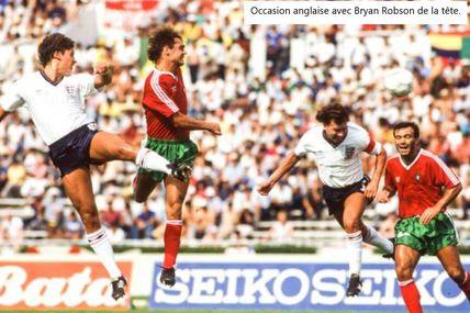 Coupe du Monde 1986 au Mexique, Groupe 6: Portugal - Angleterre