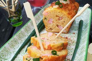 Cakes Apéritifs aux Crevettes & Épices Tandoori