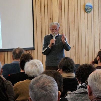 """Conférence sur """"les forêts anciennes"""" 17 janvier 2020"""