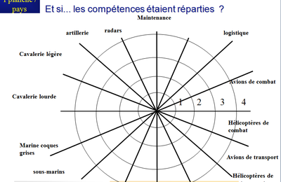 QUELLES CAPACITES EUROPEENNES DE DEFENSE REPARTIES EN CONFIANCE ?