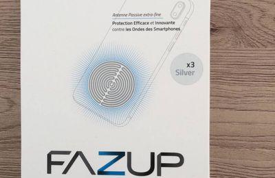 Partenariat : Patchs Smartphone FAZUP