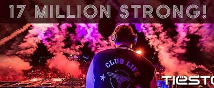 "Coldplay - ""Midnight"" (Tiësto's Experimental Tech House Bootleg) Spécial Tiësto 17 millions on facebook"