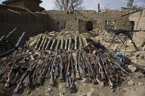 Guinée : Découverte d'une importante quantité d'armes appartenant aux anciens combattants du PAIGC