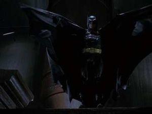 Batman: C'Est Joker le gentil. (2900 mots)