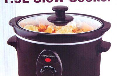Crockpot - Slowcooker - Schongarer