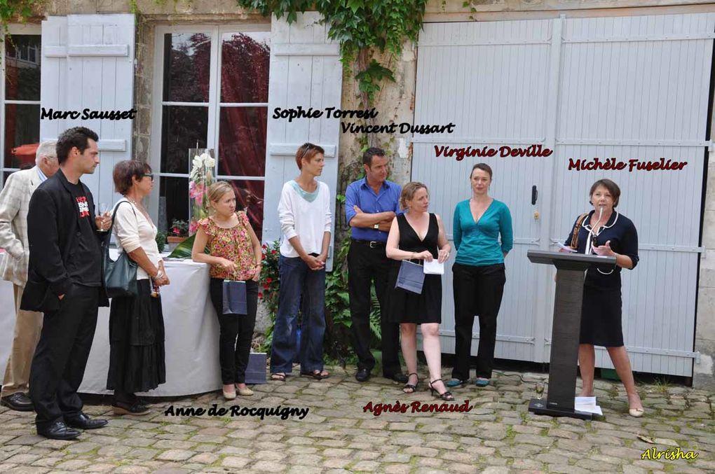 Les 27 et 28 juin 2009, première édition de ce Festival avec la Coompagnie de l'Arcade.