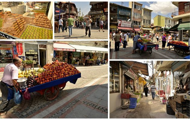 Carte Postale d'Edirne, Turquie