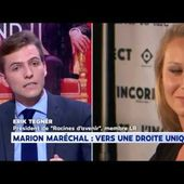 """""""La popularité de Marion Maréchal chez LR est grandissante """"- ERIK TEGNER"""