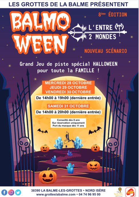 Sorties enfants pour Halloween à Lyon
