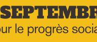 Loi travail XXL - Le Jeudi 21 septembre, Je propose, J'agis pour le progrès social
