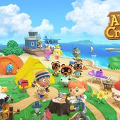 Animal Crossing: New Horizons arrive sur Nintendo Switch !