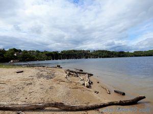 Lac d'Eguzon, (Voyages en camping-car)