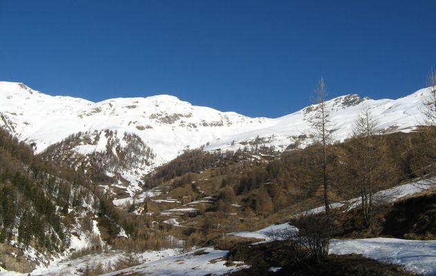 3 petits jours de ski de rando en Queyras.