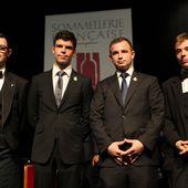 Quentin Vauléon est le nouveau Meilleur jeune sommelier de France