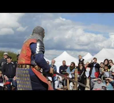 Vidéo de la fête médiévale de passy les tours  2017
