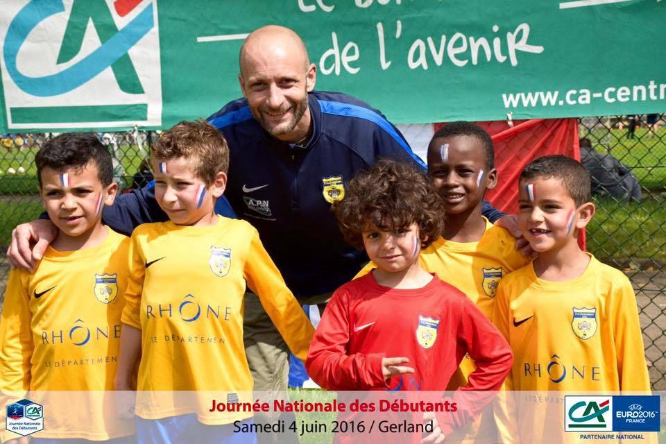 U7 - La Journée Nationale Des Débutants.