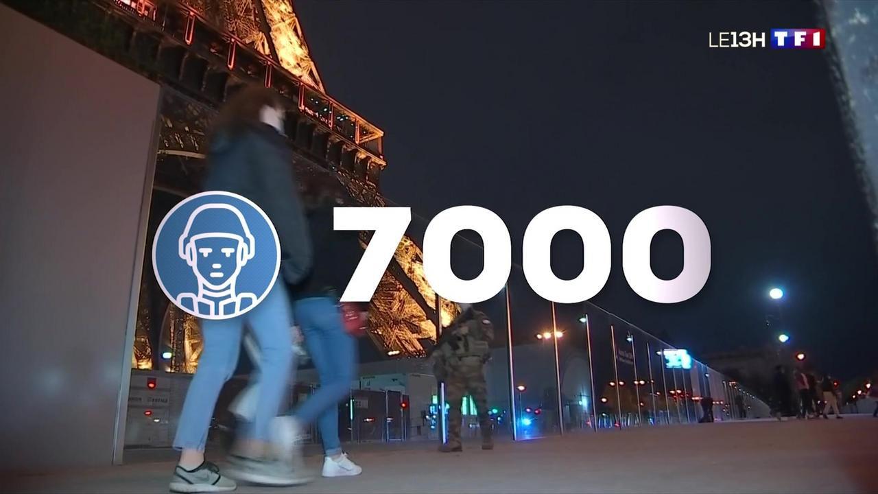 #Macron double le déploiement militaire (7 000) en #France pour protéger les églises et les écoles