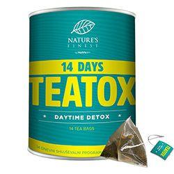 Teatox by nutrisslim cure daytime 14 jours - mon avis