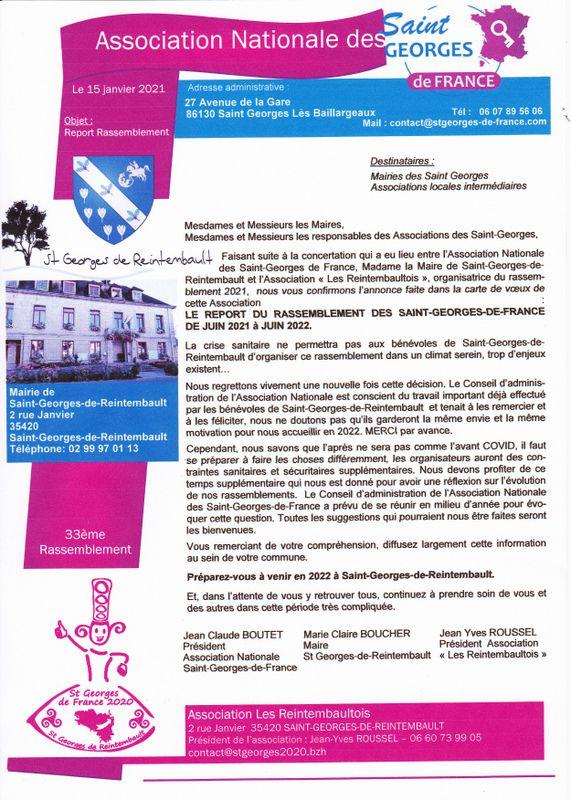 Transmis aux Maires et aux Associations Intermédiaires