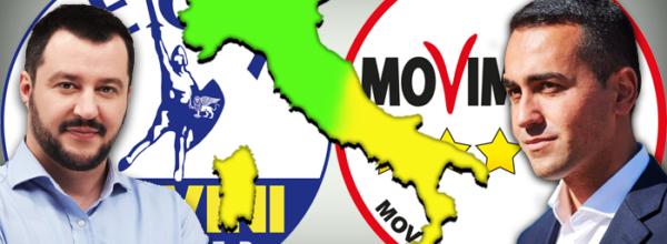 La crise entre #Salvini et @Mov5Stelle prouve: