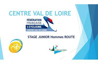 Stage régional route juniors le 3 mars et bi-départemental minimes-cadets le 5 mars 2021