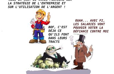 Entre le programme de la France Insoumise et celui du PCF, il y a de vraies et grosses différences !