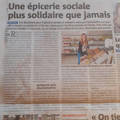 Merci La Gazette