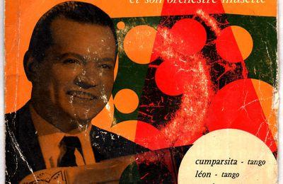 Emile Decotty et son orchestre musette - Cumparsita EP - 1955