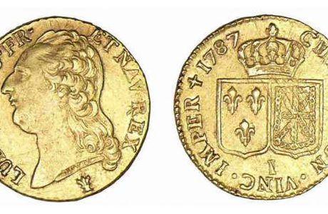 Activité 4ème # La Révolution française à travers les pièces de monnaie