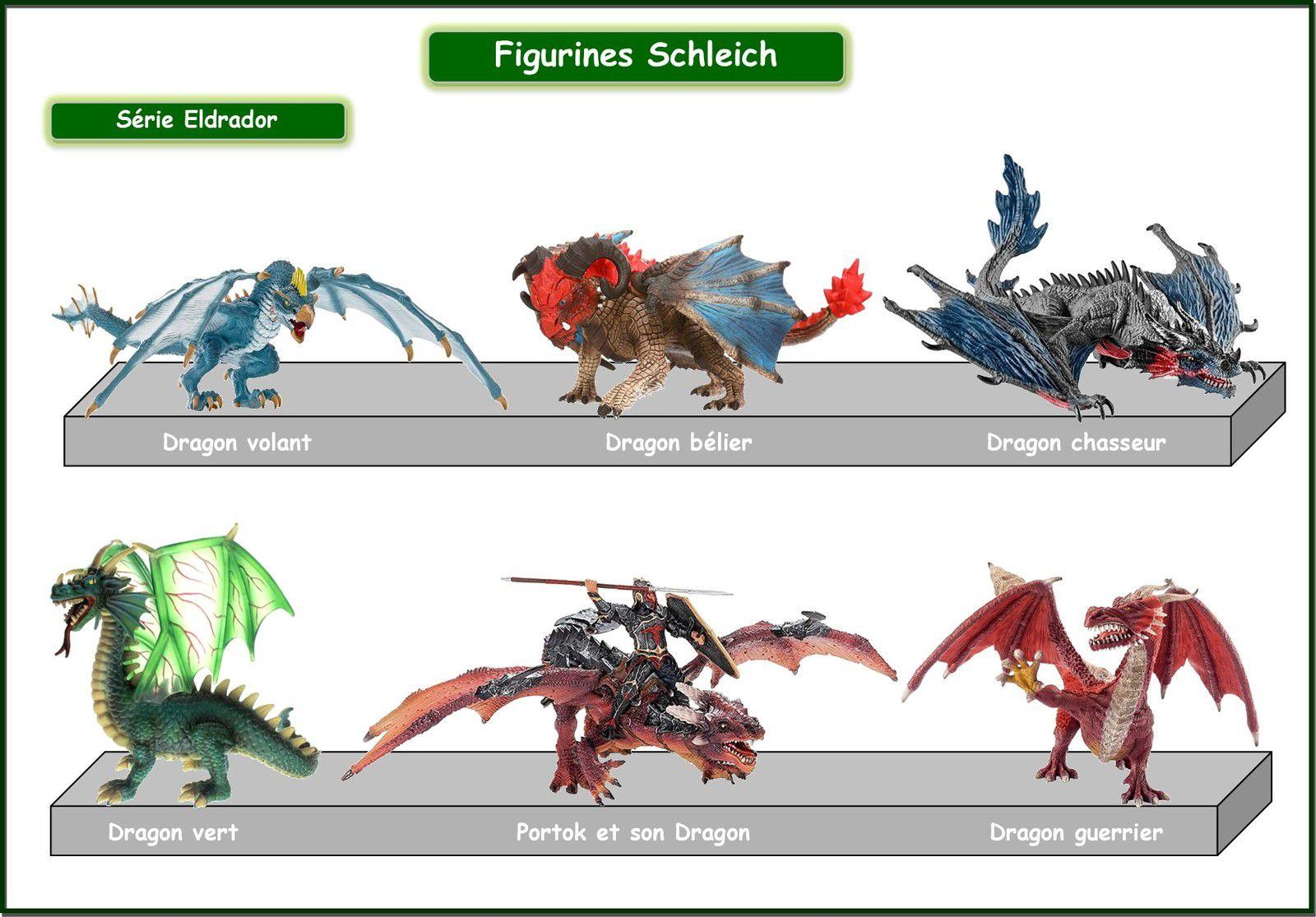 MUSEE PHILIBERT DRAGONNEAU : 2 Collection de Figurines Dragon