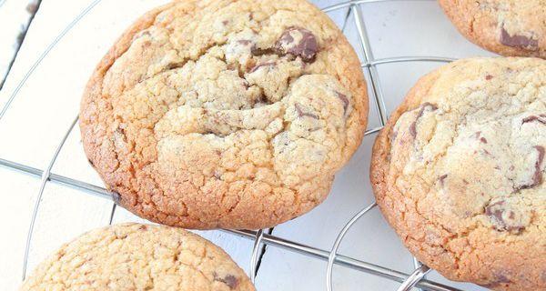 Cookies aux Pépites de Chocolat {By Pierre Hermé}