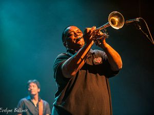 Dirty Dozen Brass Band et Nola à la Traverse
