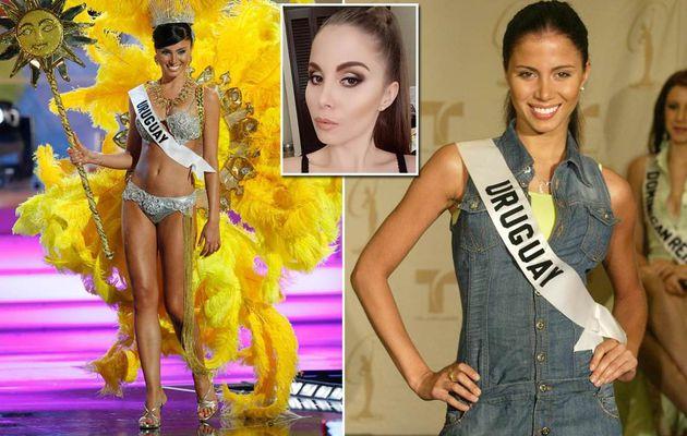 L'ancienne Miss Uruguay est retrouvée pendue dans la salle de bain d'un hôtel de Mexico