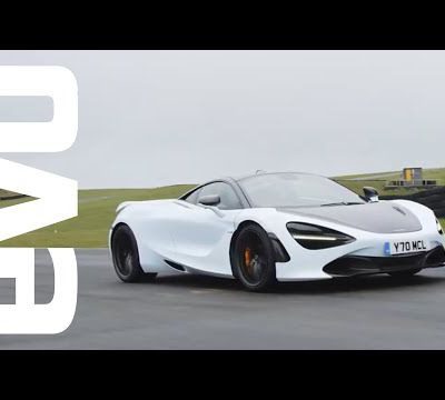Detailed review of the McLaren 720S by Evo, with Laptime