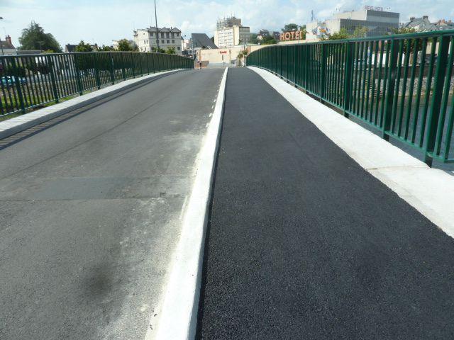 Que pensez-vous de l'aménagement du pont Molière ?