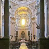 La Cathédrale Saint-Aubain de Namur - Festival d'Orgues de Namur