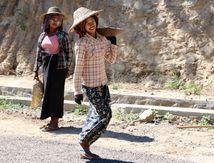 Birmanie, 15ème jour Monywa / Mandalay