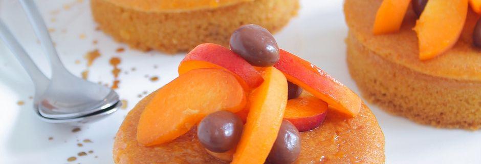 Petits Moelleux aux Abricots