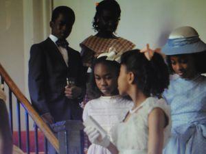 Martin Luther King (David Oyelowo) and his wife Coretta (Carmen Ejogo).