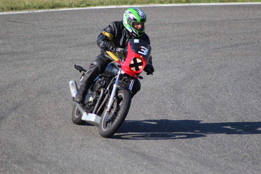 Démonstrations des 18 et 19 août à Pau Arnos - Toulouse Moto Classic