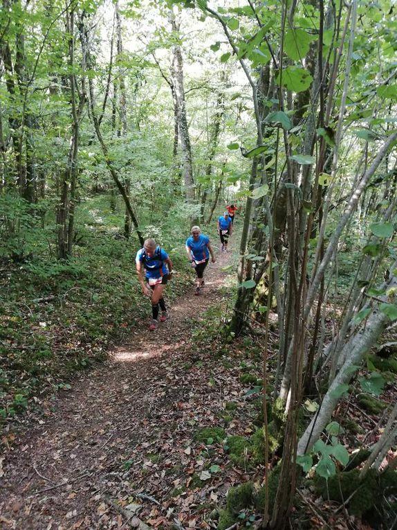Trail de la Colline à Sion